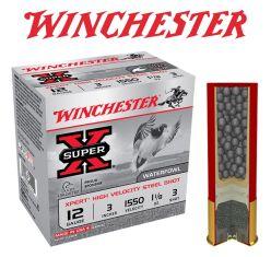 Winchester-Super-X-#3-Shotshell