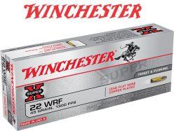Winchester-22 WRF-Ammunition