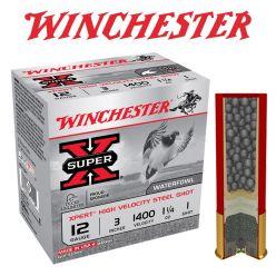 """Winchester-Super-X-3""""-Shotshells"""