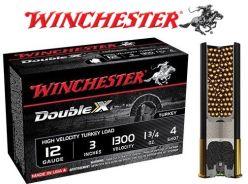 Winchester Double X 12 ga. 3'' Shotshells