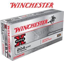 Winchester-204 Ruger-Ammunition