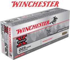Winchester-223 WSSM-Ammo
