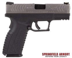 Springfield Armory-XDM-Bi-tone-.177- BB-Air-Pistol