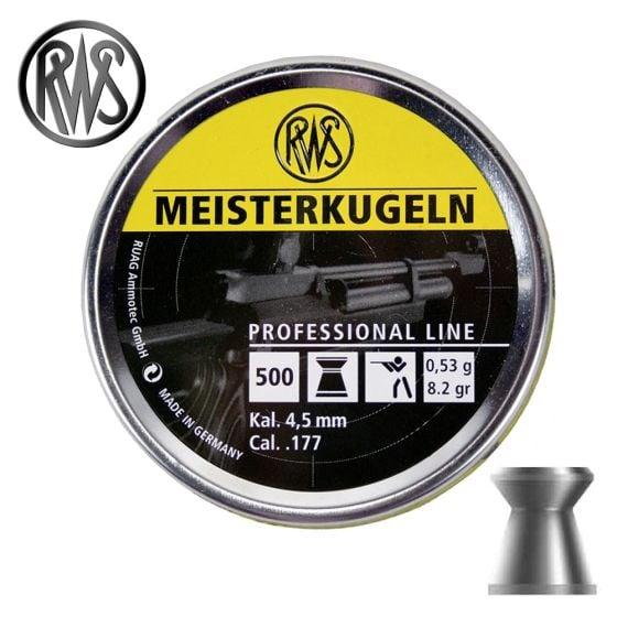 RWS-Meisterkugeln-.177-Pellets