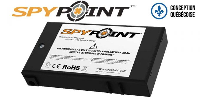 SpyPoint-Lithium-Battery