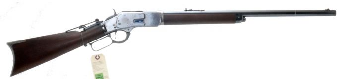 Winchester Used 1873 44-40 Rifle