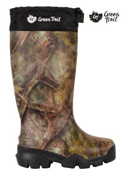 Green Trail Sentinel Boots Men