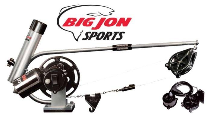 Big-Jon-Sportsman-Downrigger