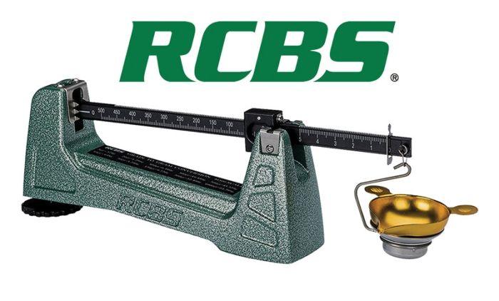 Balance-mécanique-M500-RCBS