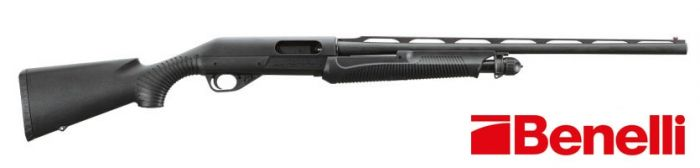 Benelli Shotgun Nova Black Synthetic 12 ga.