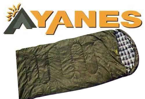 Yanes Woodsman II Sleeping Bag