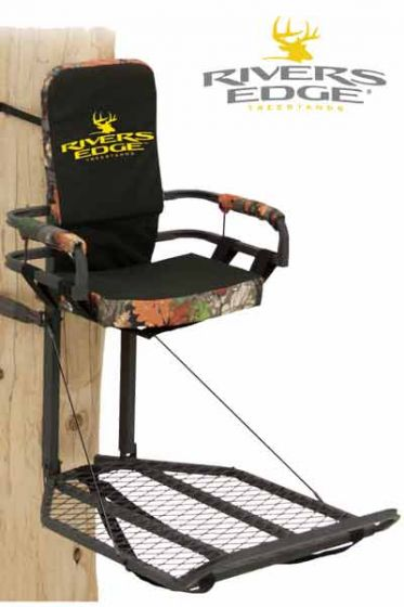 Rivers Edge Big foot XL Lounger Treestand