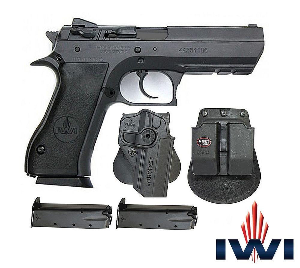 Iwi Baby Desert Eagle Ii 9mm Pistol Londero Sports