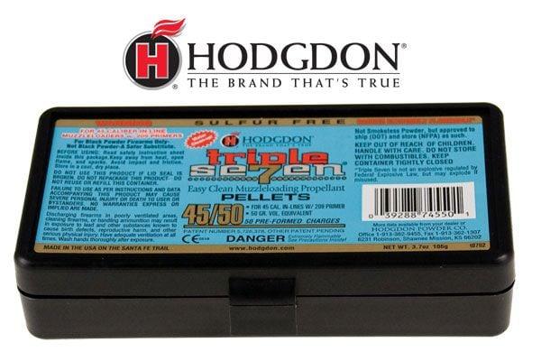 Hodgdon-Triple-Seven-45/50-Pellets-Muzzleloading-Powder