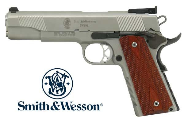 Smith-Wesson- E-Series-Pistol