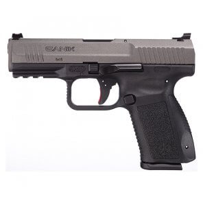 Canik TP9SF Elite Tungsten Grey 9 mm Pistol - Londero Sports