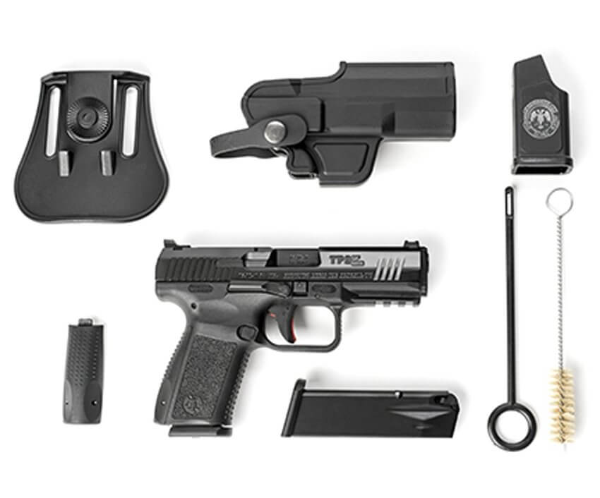 Canik TP9SF Elite Black 9 mm Pistol