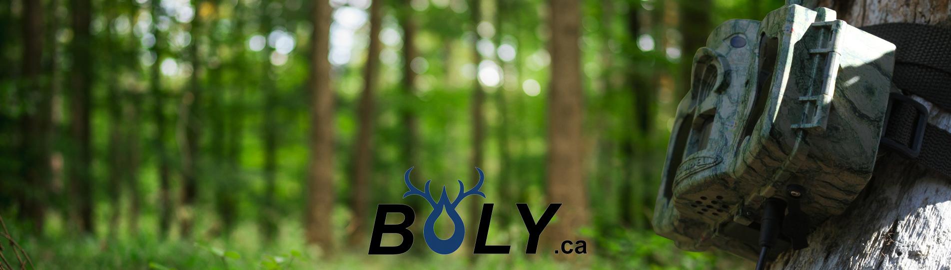 Boly trail camera new